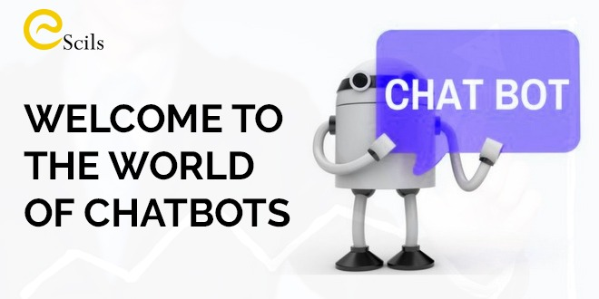 welcome to the world of chat bot