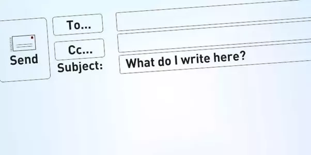 How to write converting Email subject lines?