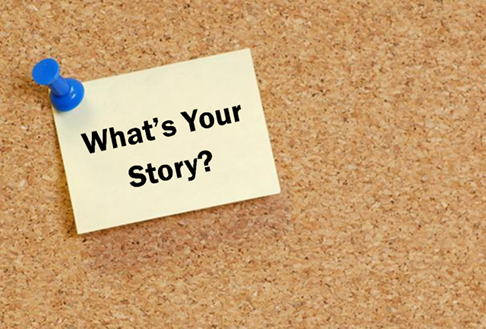 Add Interesting Content And Tell Your Story