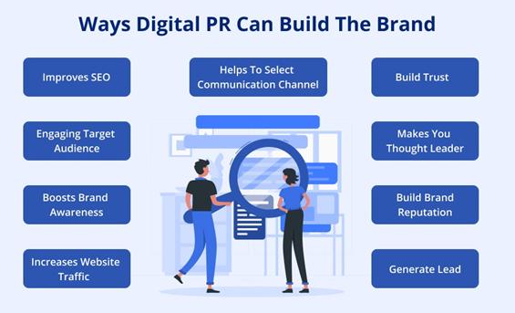 How digital PR is beneficial